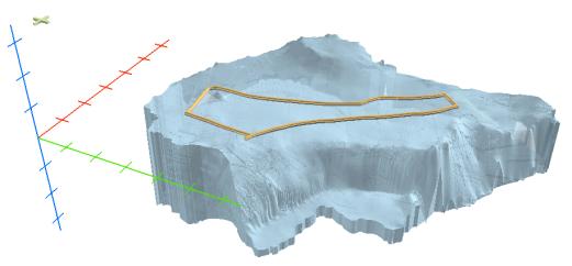 Ice Block Model
